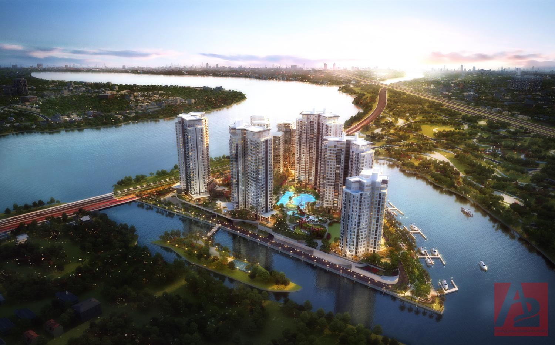 Diamond Island Ho Chi Minh
