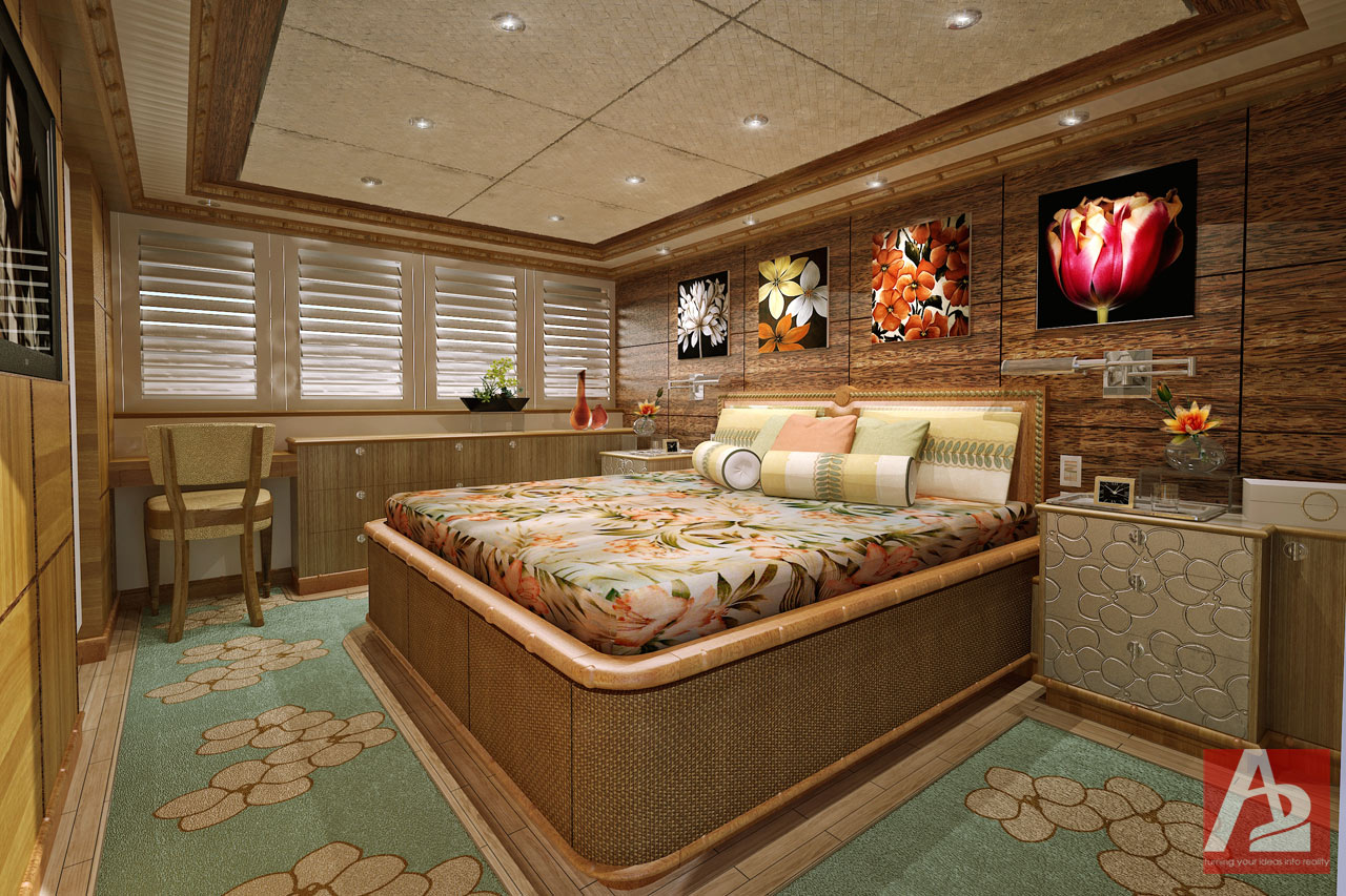 ORCHIDS  Room Yacht Miami