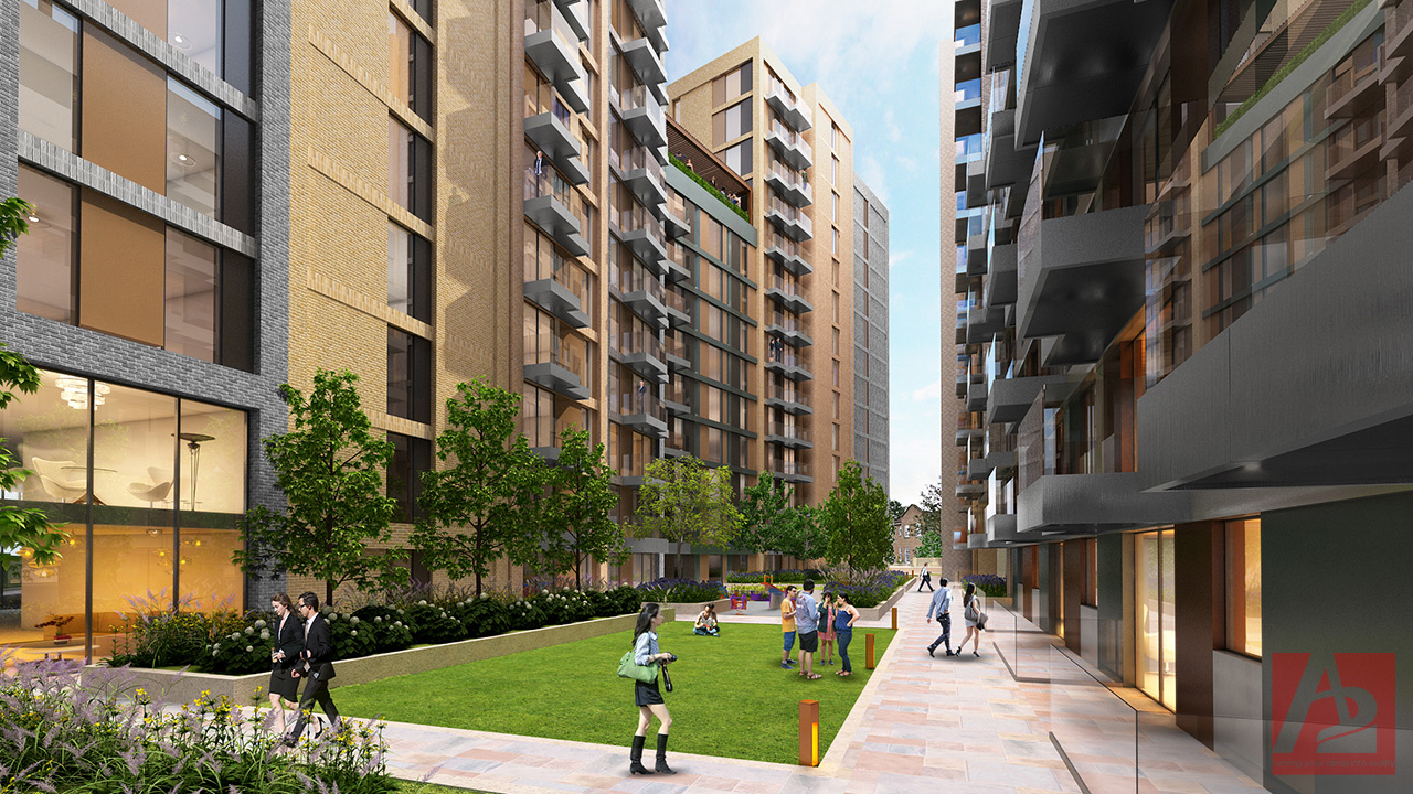 Woolwich Condo in UK