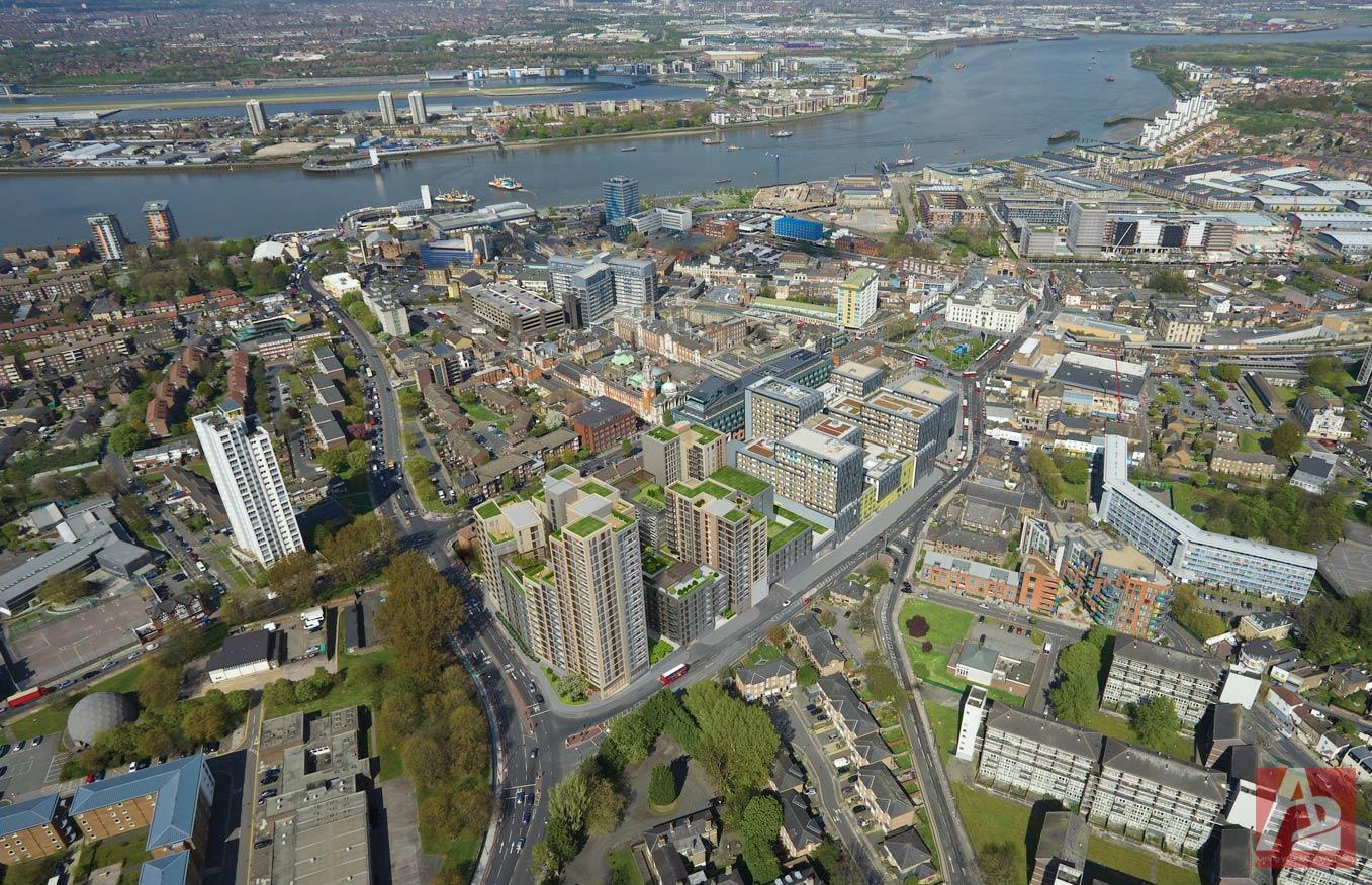 Woolwich UK