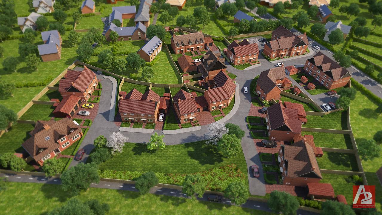 Abbotts Meadow Residential in UK