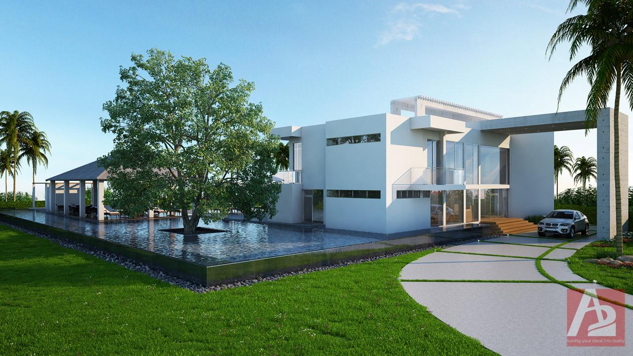 Acantilado Villa in The US