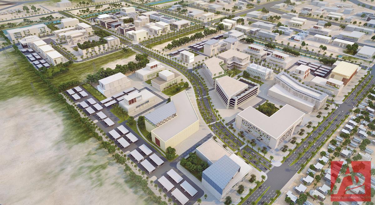 Innovation District in Dubai
