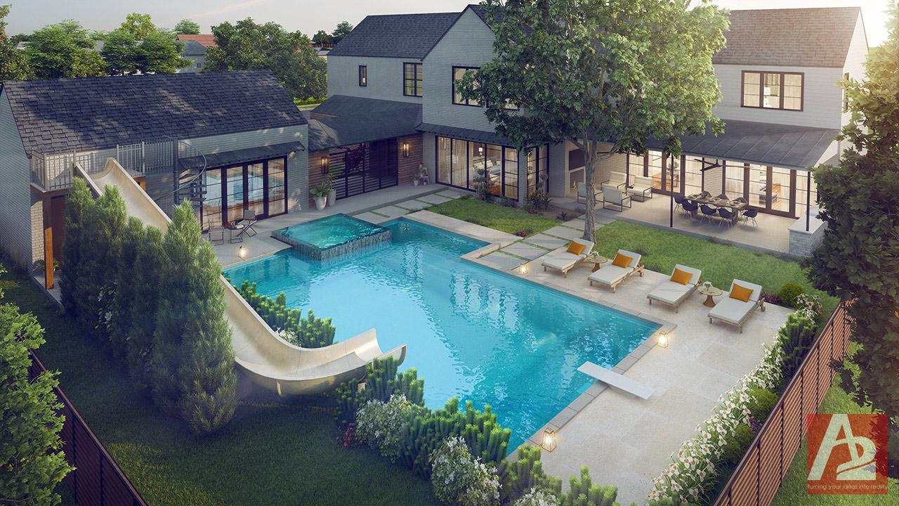 Remington Pool View in TX