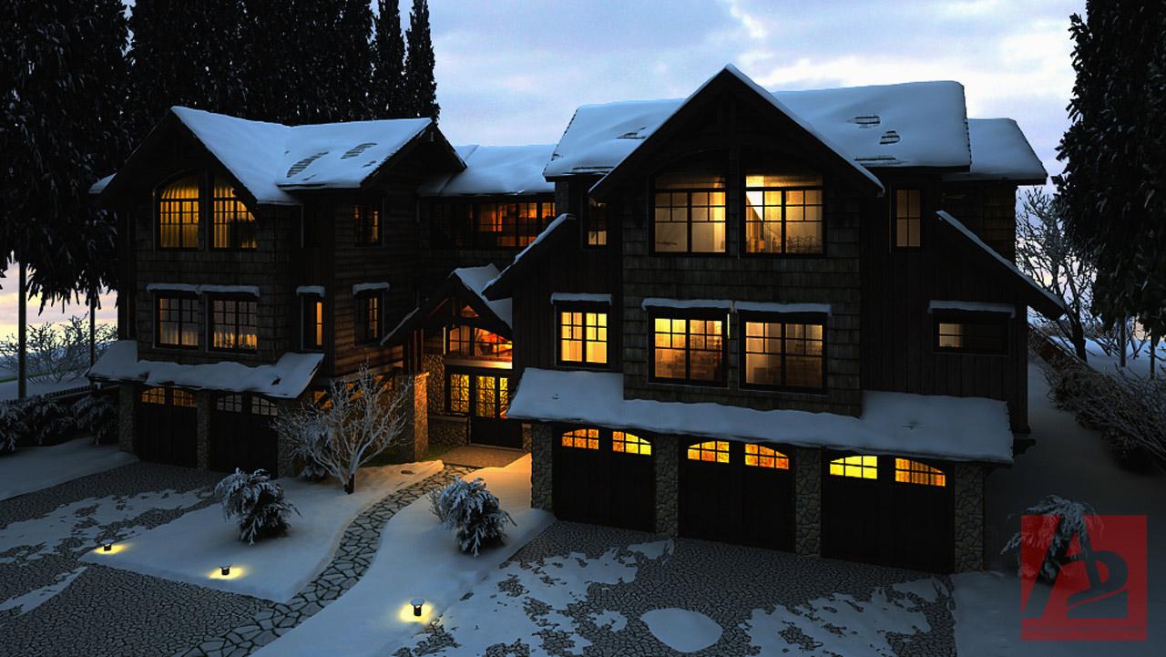 Tahoe Villa in The US